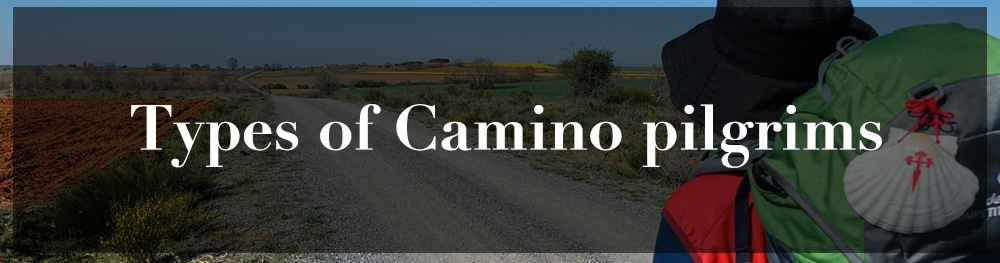 What type of pilgrim you are? Options to walk the Camino de Santiago