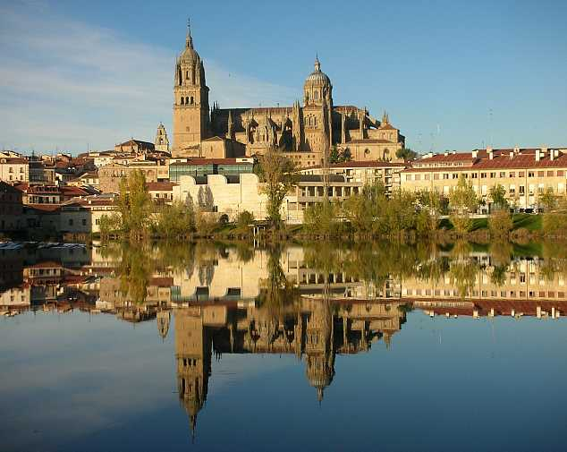 Salamanca - Calzada de Valdunciel (16Km)