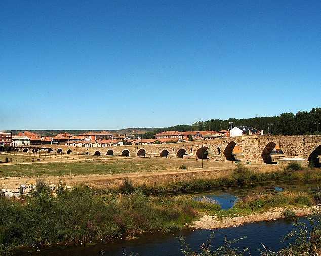 Day 11. Mansilla de las Mulas - Hospital de Órbigo (50,3 Km)