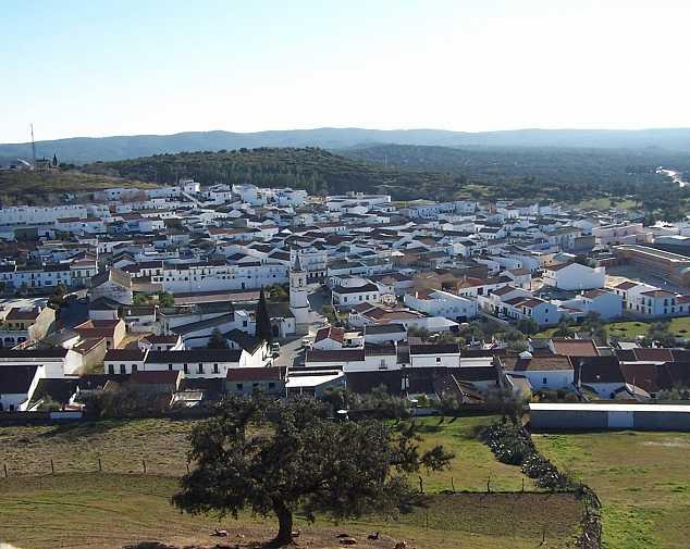 Day 5. Almadén de la Plata - Real de la Jara (14,2 Km)