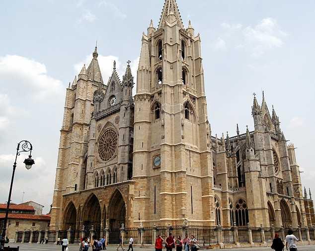 León to Santiago de Compostela