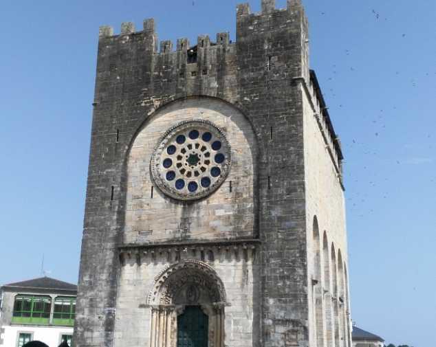 Day 4. Sarria - Portomarín (22,2 Km)