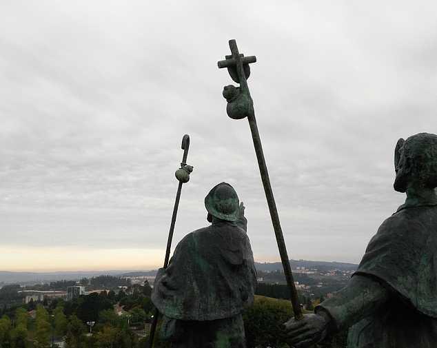 Day 8. O Pedrouzo - Santiago de Compostela (19,4 Km)