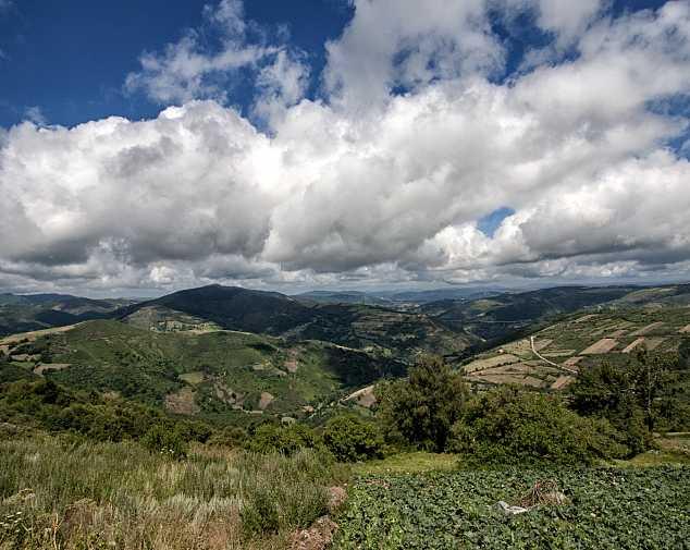 Rabanal Del Camino to Villafranca Del Bierzo (54,5 Km)