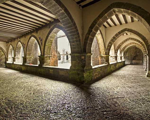 Roncesvalles to Santiago de Compostela