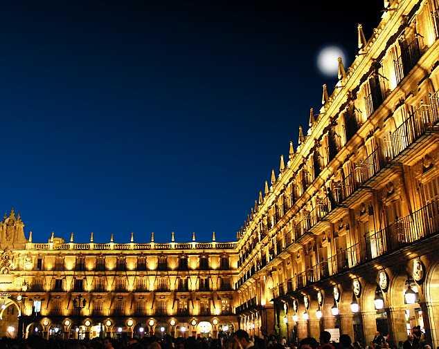 Baños de Montemayor to Salamanca