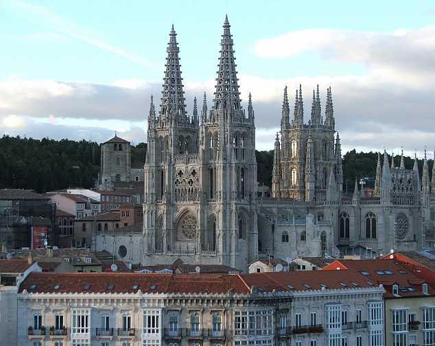 Burgos to León
