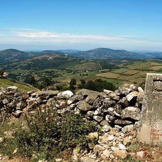 Day 3. Vega de Valcarce - Triacastela (32,3 Km)