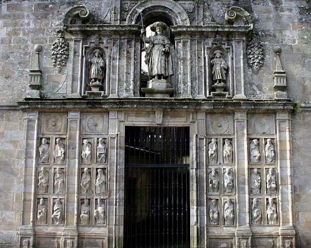 Day 7. Silleda - Santiago de Compostela (41,1 Km)