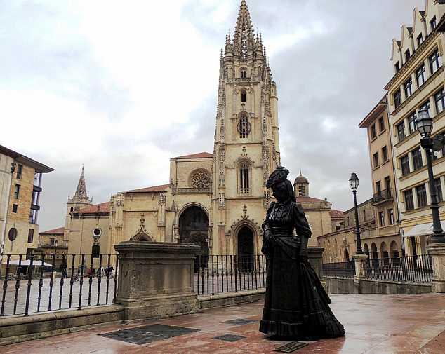Oviedo to Santiago de Compostela