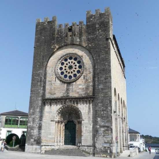 Day 2. Stage 1: Sarria – Portomarín (22 km)