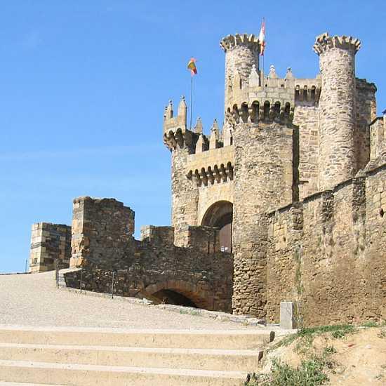 Day 1. Arrival at Ponferrada