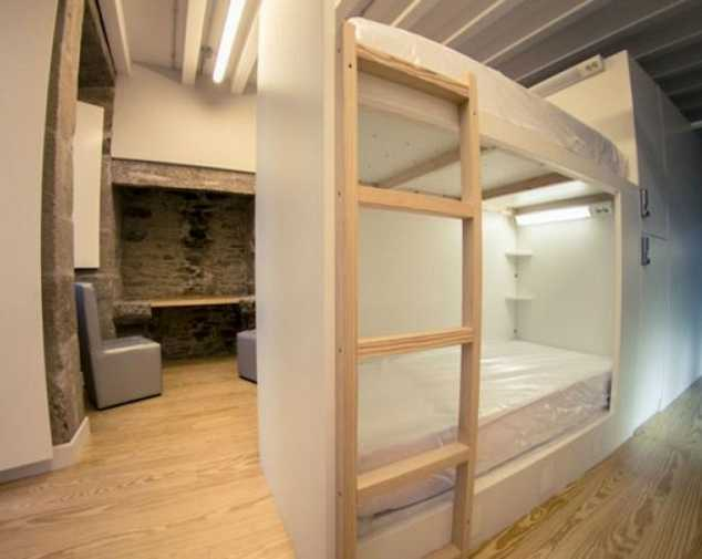 Hostels in Santiago