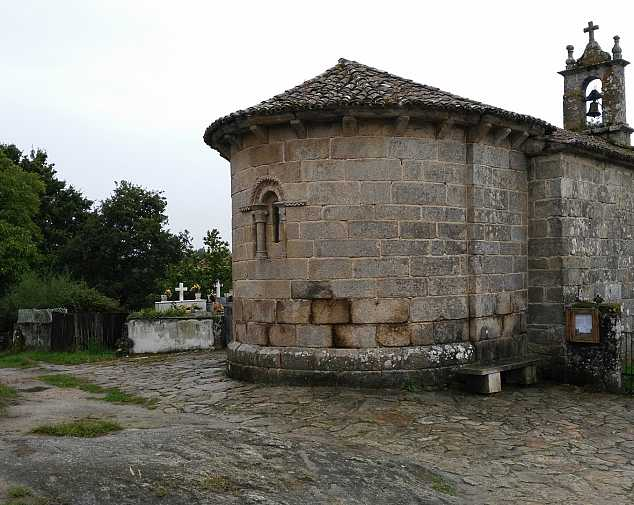 Day 4. Stage 3: Melide – Arzúa (29 km)