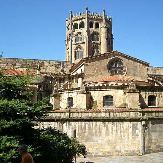 Day 2. Ourense - Oseira (30,8 Km)