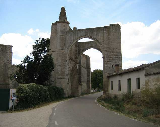 Day 3. Hornillos del Camino - Castrojeriz (19,9 Km)