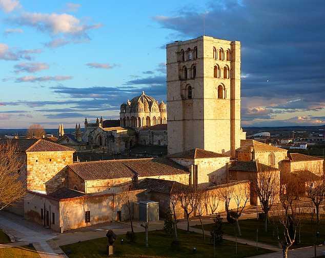 Arrival to Salamanca