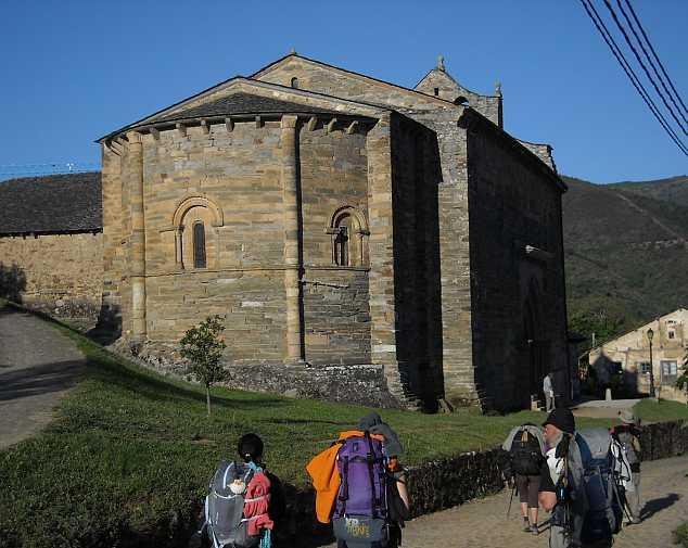 Villafranca Del Bierzo to Triacastela (50,8Km)