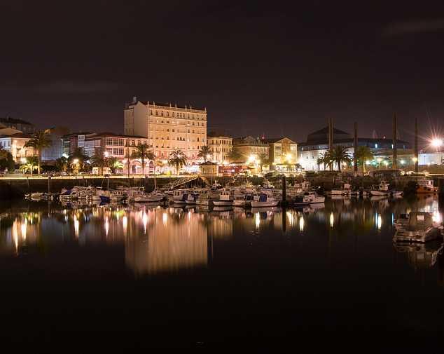 Ferrol to Santiago de Compostela