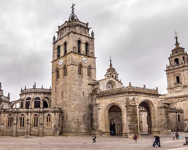 Lugo to Santiago de Compostela