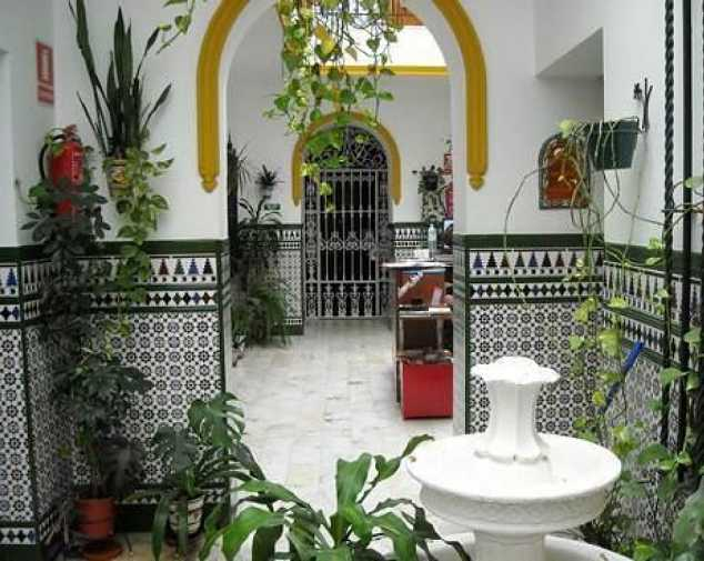 Hostels in Sevilla