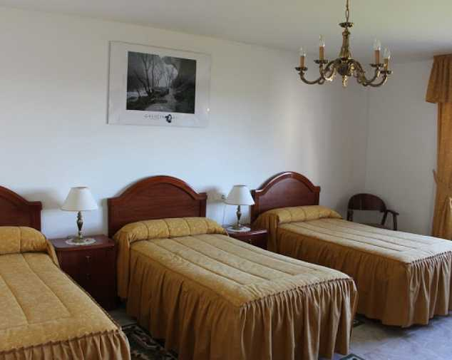 Hostels in Hospital de Bruma