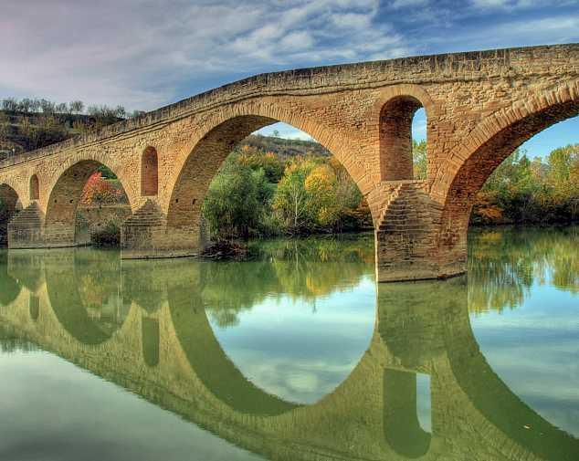 Roncesvalles To Puente La Reina (66,5 Km)