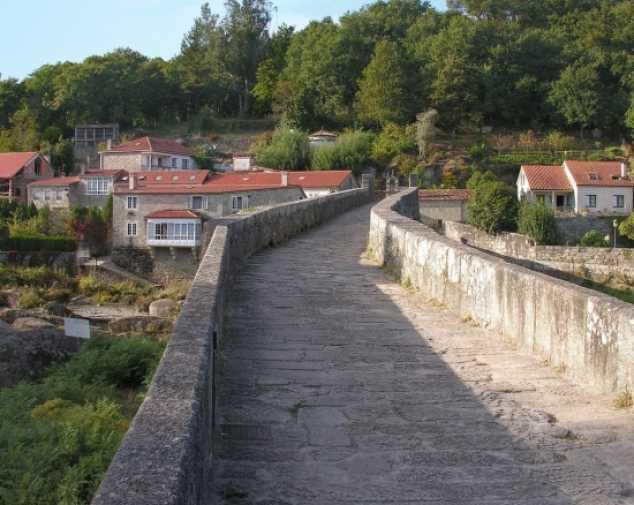 Santiago de Compostela to Muxía