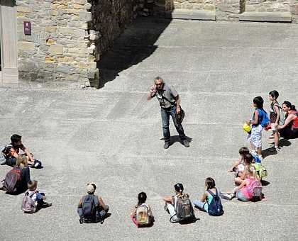 The Way for Schools, The Camino for Students, Student Tours, Undergrad Tours