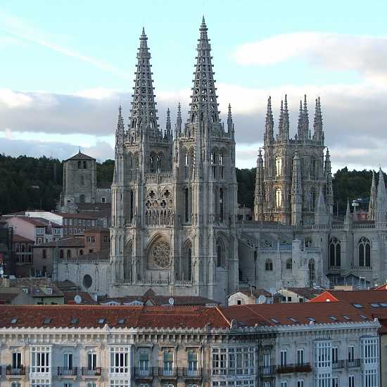 Day 1. Arrival to Burgos
