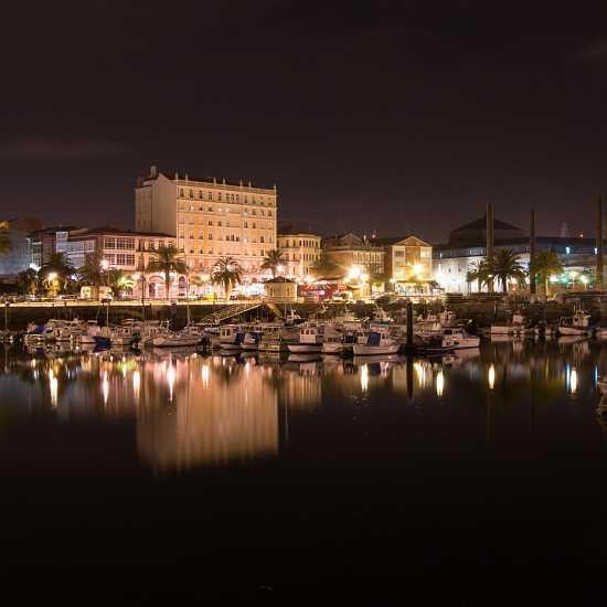 Day 1. Arrival to Ferrol