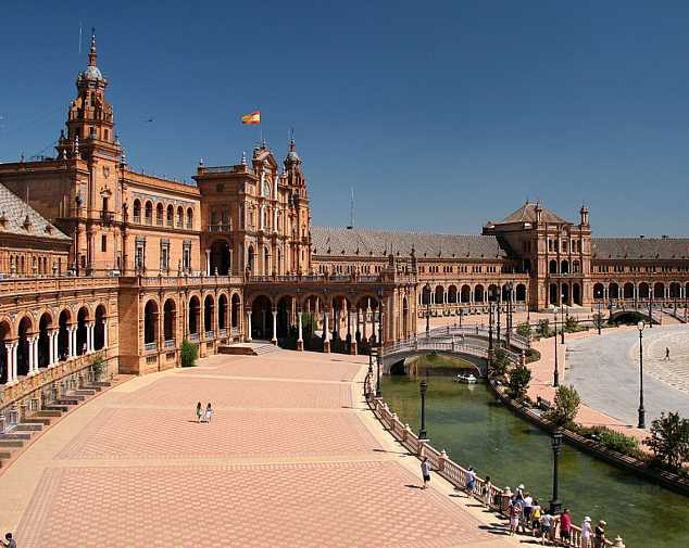 Day 1. Arrival to Sevilla