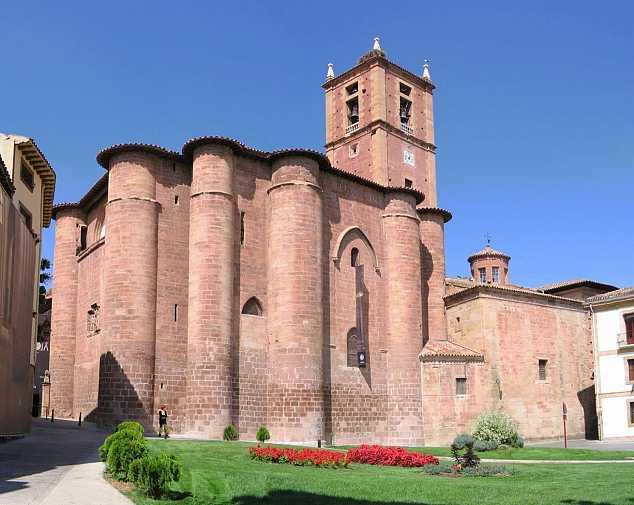 Day 2. Logroño - Nájera (29 Km)