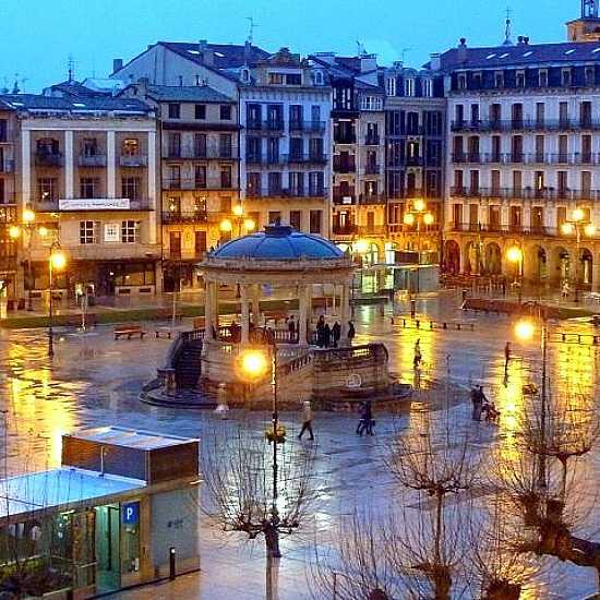 Day 2. Roncesvalles - Pamplona (41,8 Km)