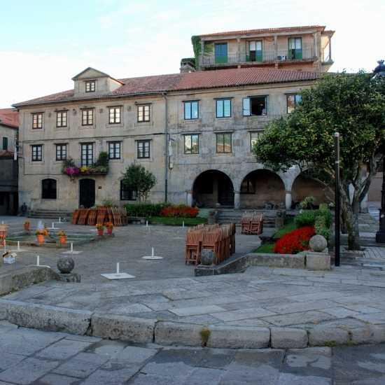 Day 4. Stage 3: Redondela – Pontevedra (15,5 km)