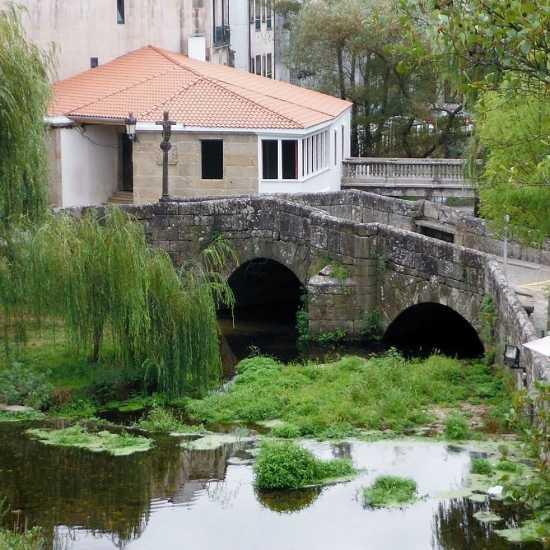 Day 5. Stage 4: Pontevedra – Caldas de Reis (21,5 km)