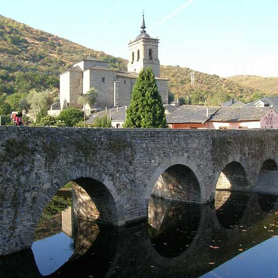 Day 6. Molinaseca - Villafranca del Bierzo (31,9 Km)