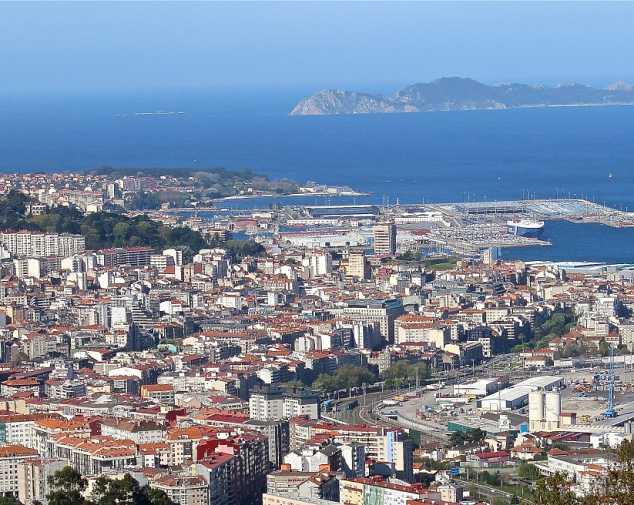 Day 8. Baiona - Vigo (24,9 Km)