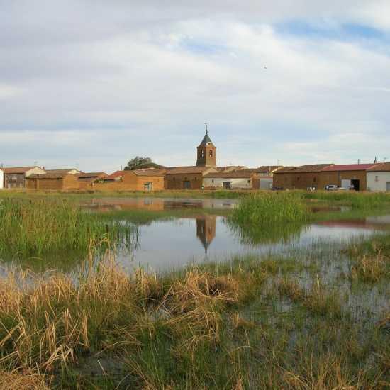 Day 8. Sahagún - El Burgo Ranero (17,7 Km)