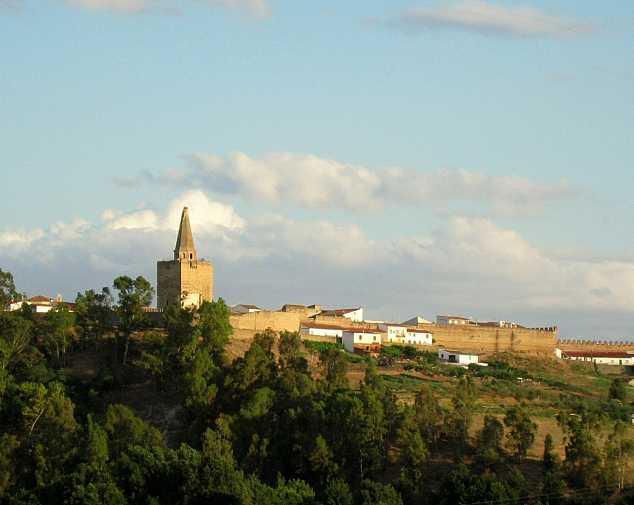 Oliva de Plasencia to Baños de Montemayor (28,5 Km)