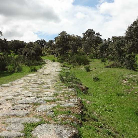 Day 3. Guillena - Castilblanco de los Arroyos (18,2 Km)