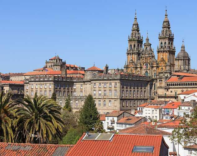 Day 7. Sigüeiro - Santiago de Compostela (16,7 Km)