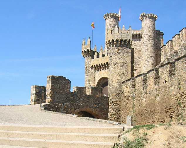Ponferrada to Santiago de Compostela (by bike)
