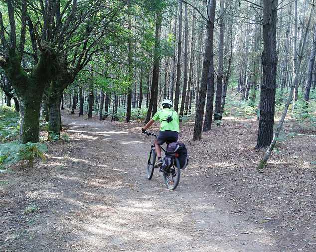 Day 4. Triacastela - Portomarín (40,6 Km)