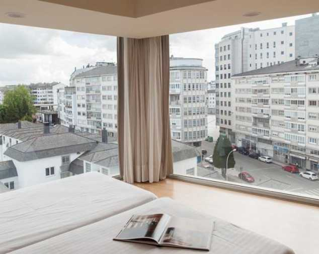 Hotels in Lugo