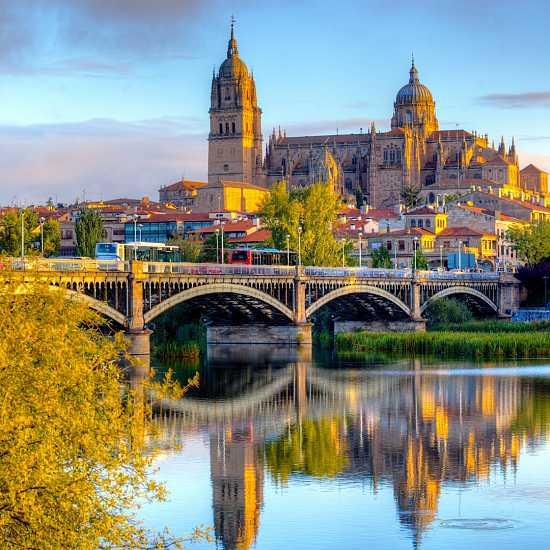 Day 1. Arrival to Salamanca