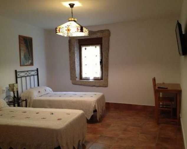 Guesthouses in Oseira