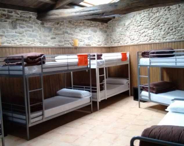 Hostels in Baamonde