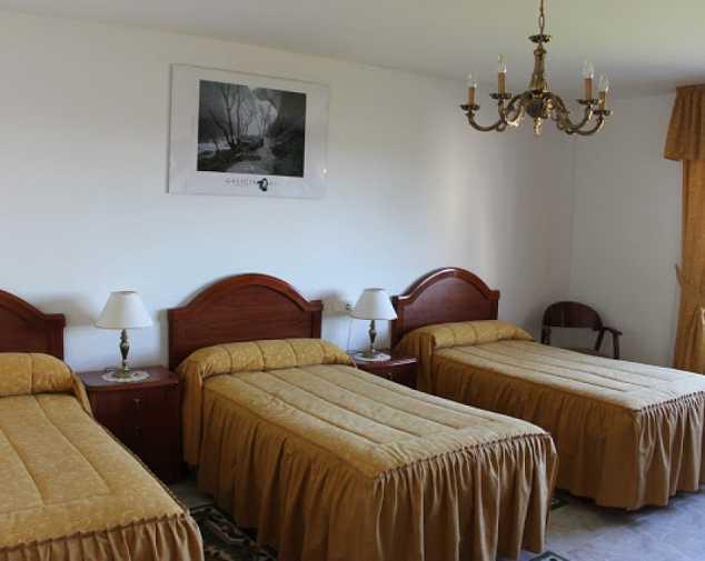 Hostels in Hospital de Bruma