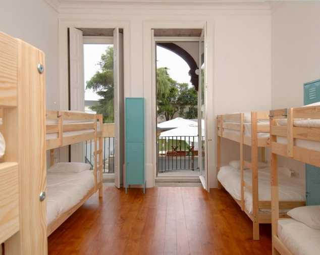 Hostels in Oporto